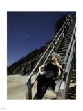 Stairway to the Stars Photographic Print by Nigel Barker
