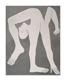 L'acrobate (The Acrobat) ポスター : パブロ・ピカソ