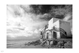 Beach Ruin Photographic Print by Nigel Barker