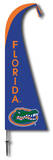 NCAA Florida Gators Feather Flag Flag