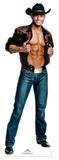 Chippendale Jaymes Vaughn - Cowboy Lifesize Standup Silhouette en carton