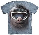 Youth: Powder Pig Tshirts