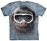 Youth: Powder Pig T-shirts