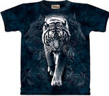Youth: White Tiger Stalking T-Shirt