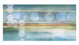 Bokehscape Kunstdruck von Tandi Venter