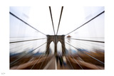 Fleeting Bridge II Photographic Print by Nigel Barker