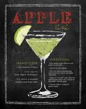 Appletini Prints by Stephanie Marrott