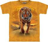 Youth: Rising Sun Tiger Tshirts