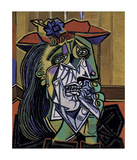 Weeping Woman, 1937 Póster por Pablo Picasso