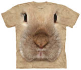 Youth: Bunny Face T-shirts