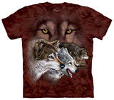 Youth: Find 9 Wolves T-Shirt