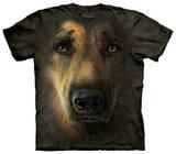 Youth: German Shepherd Portrait Shirts