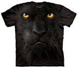 Youth: Panther Face T-Shirt