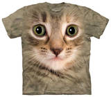 Youth: Kitten Face T-Shirt