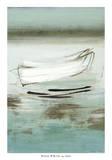 Canoa Obra de arte por Heather Mcalpine