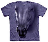 Youth: Horse Head T-Shirt