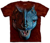 Youth: T-Rex Face T-Shirts