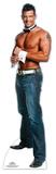 Chippendale Nathan Minor - Cuff N' Collar Lifesize Standup Silhouette en carton