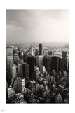 Clouds over Nyc III Photographic Print by Nigel Barker