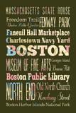 Boston II Prints by Helen Chen