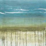 Shoreline Memories II Kunstdrucke von Heather Mcalpine