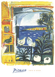 The Pigeons, 1957 Poster von Pablo Picasso