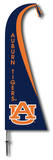 NCAA Auburn Tigers Feather Flag Flag
