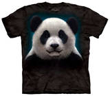 Youth: Panda Head T-Shirt