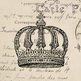 Royalty II Prints by Sabine Berg