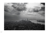 Clouds over Nyc Photographic Print by Nigel Barker