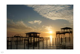 Alabama Sunset 2 Photographic Print by Nigel Barker