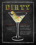 Dirty Martini Prints by Stephanie Marrott