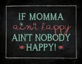 If Momma Print by Stephanie Marrott