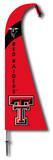 NCAA Texas Tech Red Raiders Feather Flag Flag