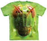 Youth: Grasshopper Face T-shirts