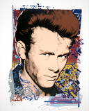 James Dean Limited Edition by Jim Evans