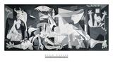 ゲルニカ, 1937 ポスター : パブロ・ピカソ