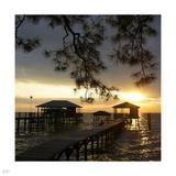 Alabama Sunset 3 Fotografie-Druck von Nigel Barker