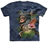 Youth: Gator Bog T-Shirt