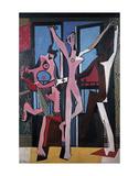 The Three Dancers, 1925 Affiches par Pablo Picasso