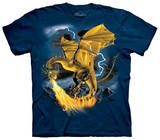 Youth: Golden Dragon T-shirts