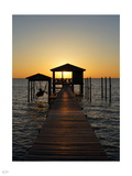 Dock of a Bay Photographic Print by Nigel Barker