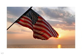 American Sun Photographic Print by Nigel Barker