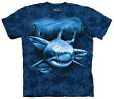 Youth: Shark Moon Eyes T-shirts