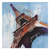 Lost in Paris Art by Markus Haub