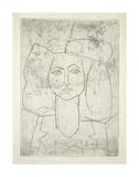 Pablo Picasso - Portrait of Francoise, dressed... - Sanat