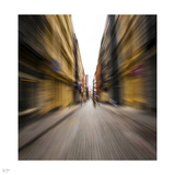 City Street Photographic Print by Nigel Barker