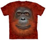 Youth: Orangutan Face T-shirts