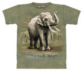Youth: Asian Elephants Shirt