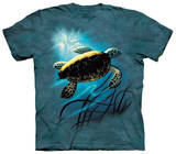 Youth: Green Sea Turtle T-shirts